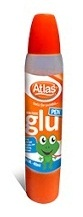 Atlas glue pen which is an essential school stationery for sale in Sri Lanka
