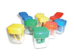 Different colours of Atlas Sharpeners for sale online in Sri Lanka