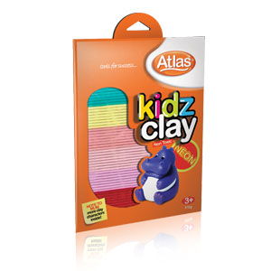 A pack of Atlas kids clay for sale online